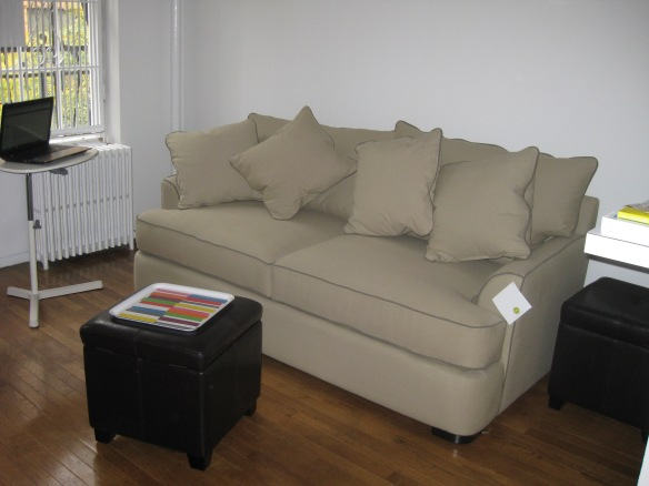 our sofabed