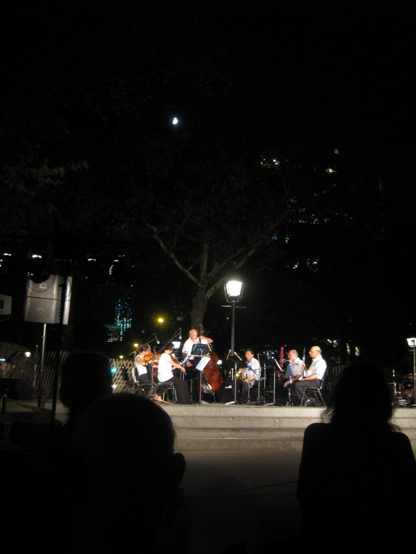 Washington Square septet