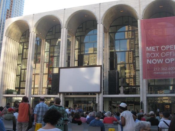 Lincoln Centre opera movies