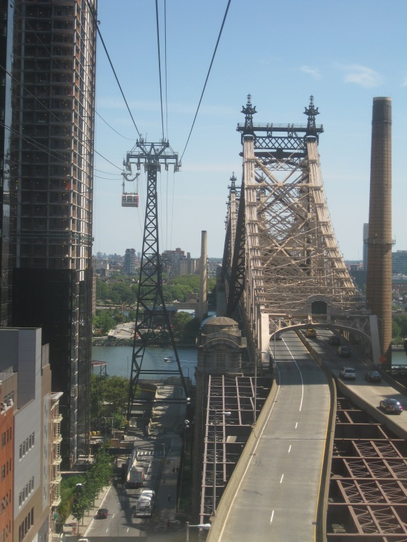 Roosevelt Island cable car