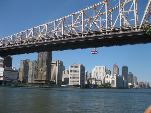UES from Roosevelt Island