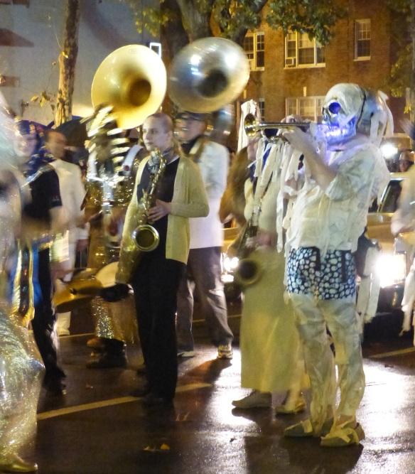zombie musicians