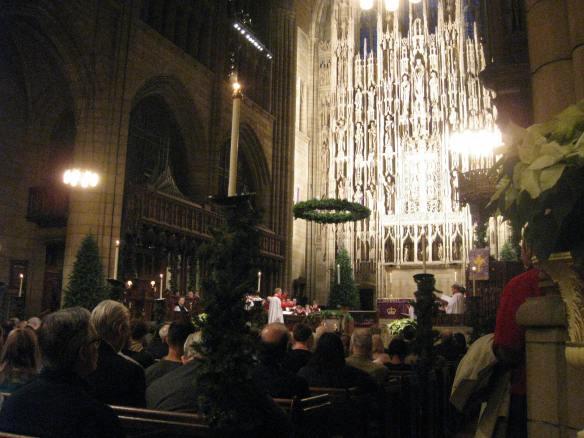 St Thomas carols
