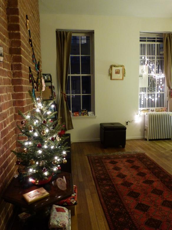 festive interior