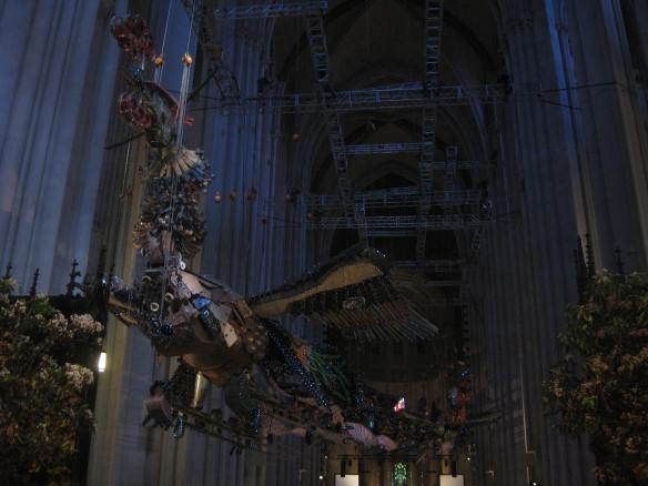 Phoenix in the Cathedral