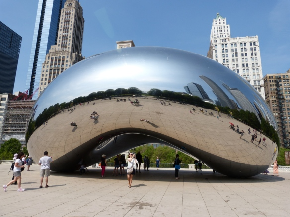 Anish Kapoor's Cloud Gate