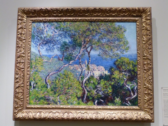 Monet's Bordighera