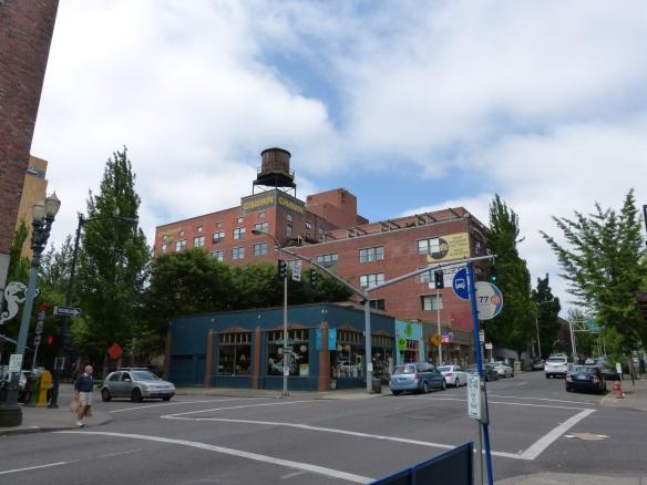 Portland Pearl district