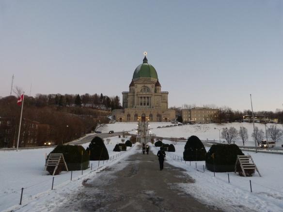 Oratoire St Joseph, Montreal