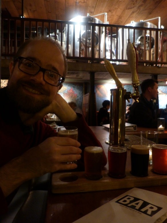 Bar at last