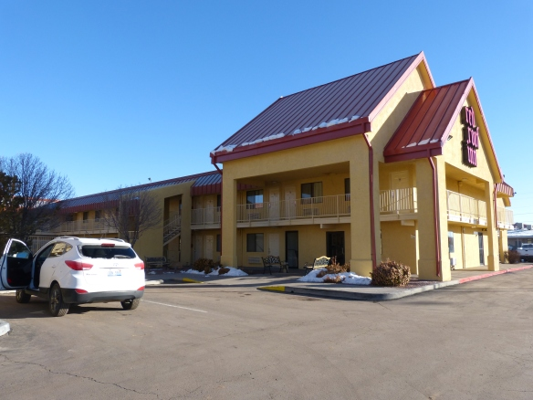 Red Roof Inn at Gallup