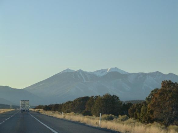 San Francisco mountains