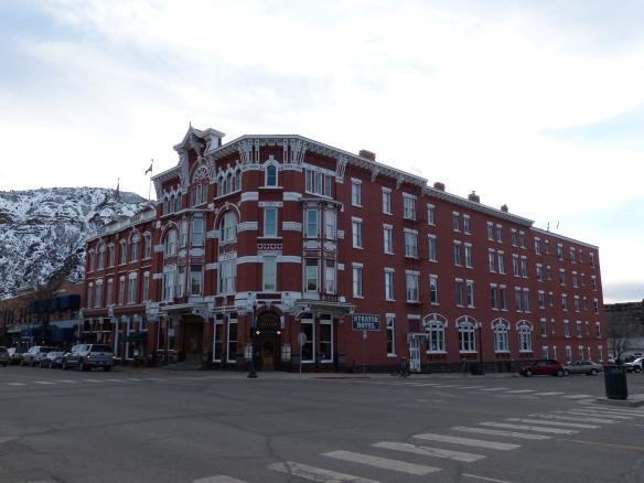 Strater Hotel, Durango, Colorado