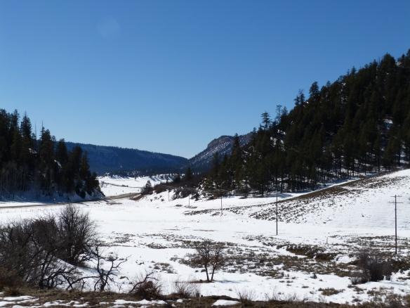 mountain views, Colorado