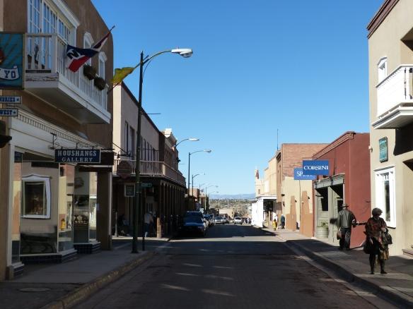 central Santa Fe