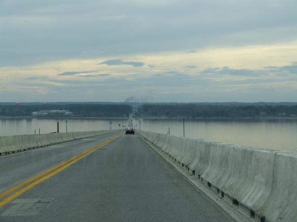 bridge over the Potomac