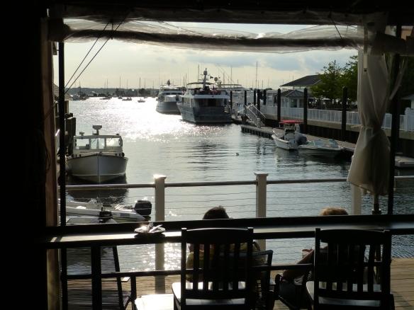 the Port bar in Newport RI
