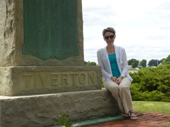 Emma in Tiverton