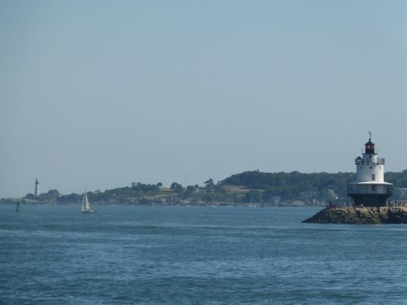 Casco bay lighthouses