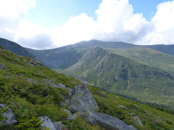 Mt Washington from Boott Spur