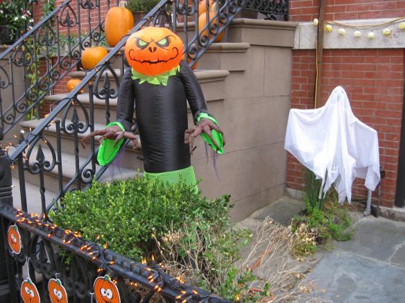 Comedy pumpkins