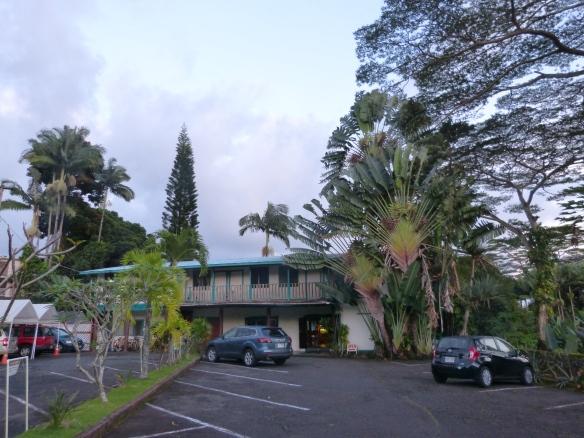 Wild Ginger Inn, Hilo