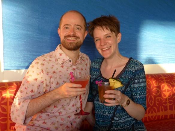 Waikoloa Beach cocktails